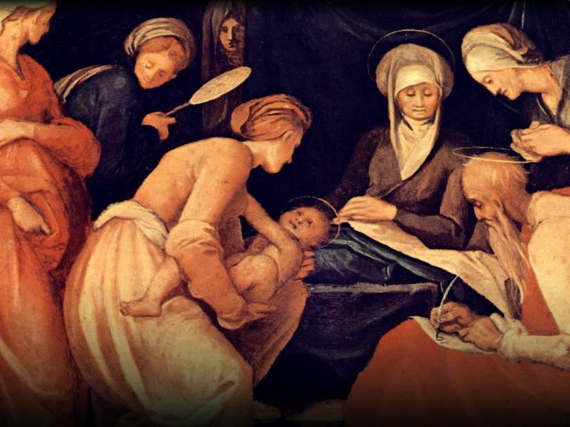 Saint- John the Baptist Birth 3