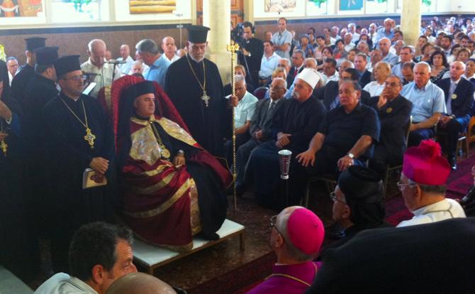 bishop george baqouni