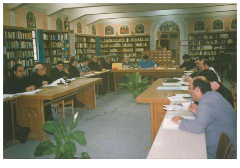 مكتبة المعهد الإكليريكي
