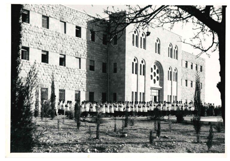 مبنى الإكليريكية الكبرى - 1963