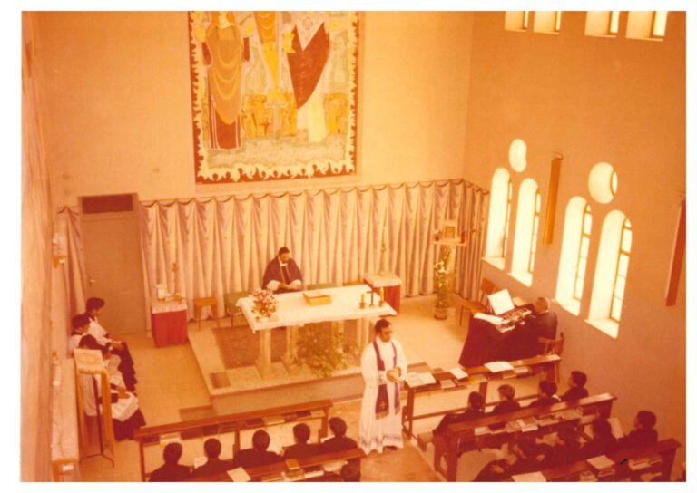 كنيسة المعد الإكليريكي - كنيسة السلام