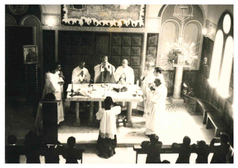 كنيسة المعهد الإكليريكي - كنيسة السلام